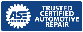 ASE certified automotive repair shop