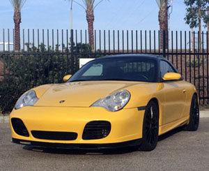 Porsche Auto Body Repairs