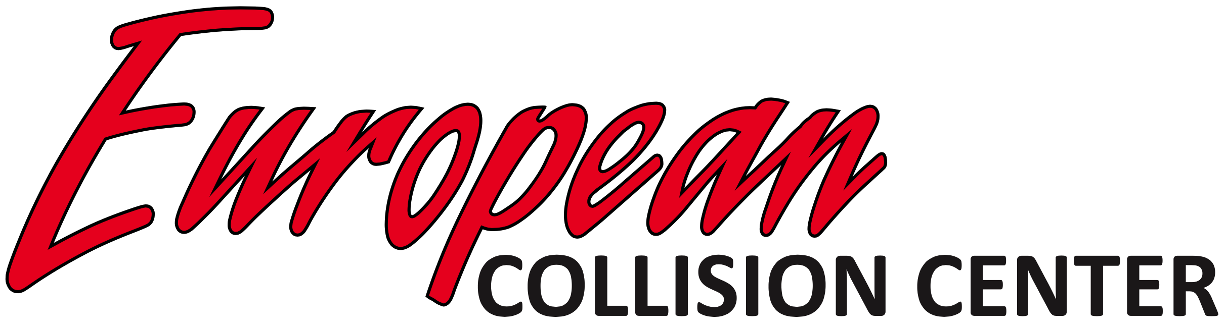 European Collision Center Logo